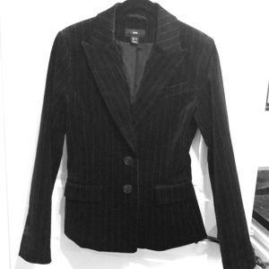 Never Worn pin striped blazer